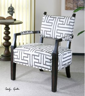 Terica, Accent Chair