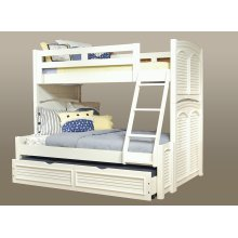Twin Over Full Bunk Bed