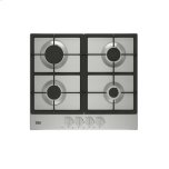 """24"""" Built-In Gas Cooktop With 4 Burners"""
