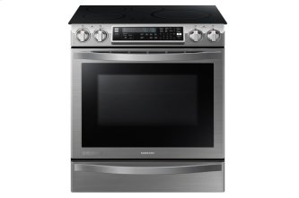 NE58H9970WS Induction Range with Virtual Flame Technology , 5.8 cu.ft