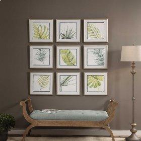 Verdant Impressions Framed Prints, S