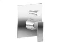 Pressure Balancing Valve Trim with Handle & Diverter