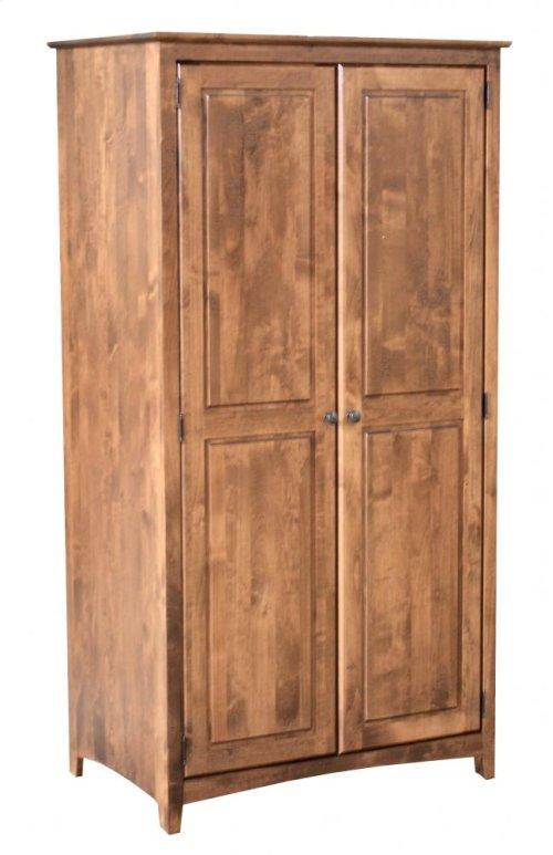 Alder 2 Door Wardrobe