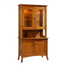Winslow 2 Door Hutch