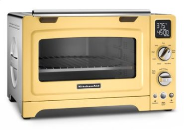 """12"""" Convection Digital Countertop Oven - Majestic Yellow"""