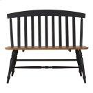 Slat Back Bench Product Image