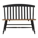 Slat Back Bench Product Image