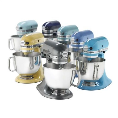 KitchenAid® Artisan® Series 5 Quart Tilt-Head Stand Mixer - Cornflower Blue