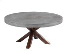 Warwick Round Dining Table - Grey Product Image