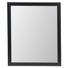 MIRROR BLK/SATIN FRAME