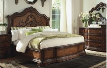 Pemberleigh Panel Bed Queen