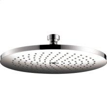 Chrome Overhead shower 240 1jet 2.0 GPM
