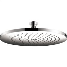 Chrome Overhead shower 240 1jet 2.0 GPM