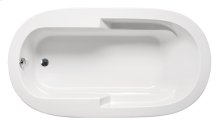 Tub Only/Soaker Oval with Airbath