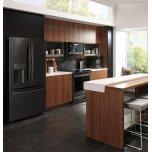 GE Profile Series 22.1 Cu. Ft. Counter-Depth French-Door Refrigerator with Door In Door and Hands-Free AutoFill