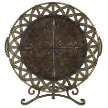 Trianon Plate with Stand