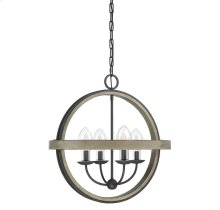 Westport 4 Light Outdoor Pendant