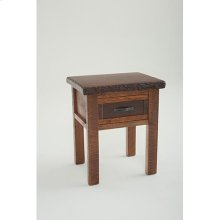 Forest Edge - 1 Drawer Nightstand