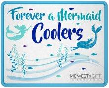 Mermaid Beverage Cooler Sign.