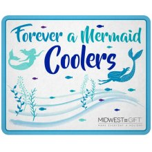 Mermaid Beverage Cooler Sign