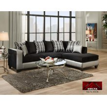 4124-06L RSF LOVE/CHAISE