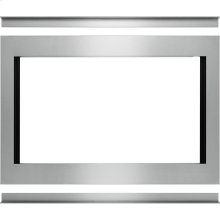 "27"" Flush Convection Microwave Trim Kit"