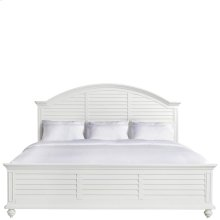 Avon - King/california King Panel Bed - Cotton Finish