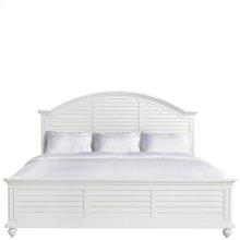 Avon - King/california King Panel Bed - Cotton Finish