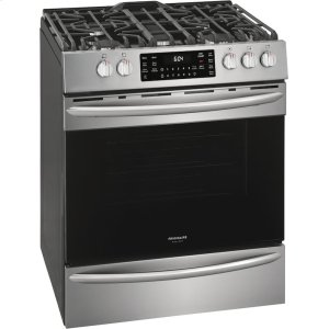 Frigidaire Gallery 30'' Front Control Gas Range with Air Fry Product Image