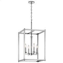 Crosby Collection Crosby 4 Light Foyer Pendant CH