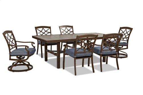 Trisha Yearwood Outdoor 84 Dining Table