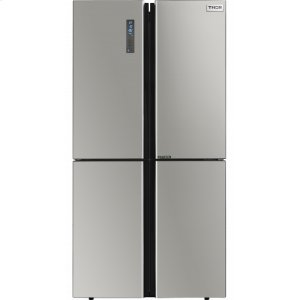 Thor36 Inch Counter-depth 4 Door French Door Refrigerator With Ice Maker