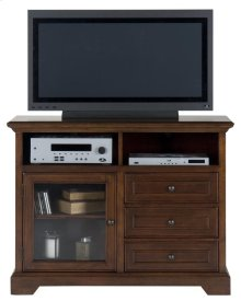 "Eureka Cherry 50"" Media Unit"