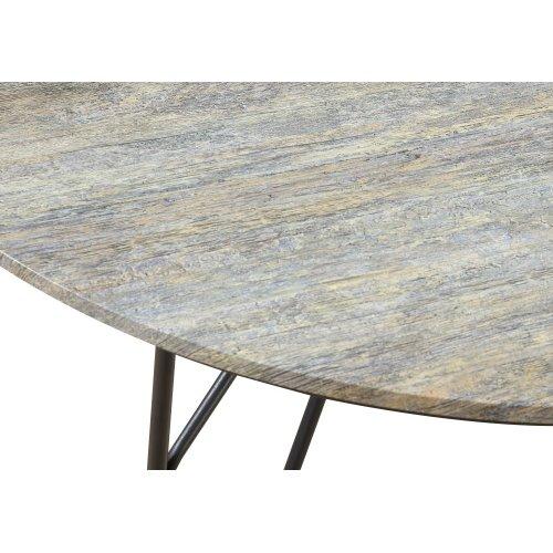 "Emerald Home Emmett 42"" Round Gather Table-d248-13"