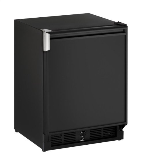 "Marine Series 21"" Marine Combo® Model With Black Solid Finish and Field Reversible Door Swing"