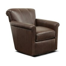 Leather Lillian Swivel Chair 3C069AL