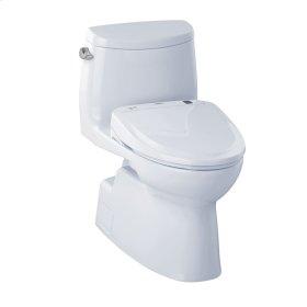 Carlyle® II WASHLET®+ S350e One-Piece Toilet - 1.28 GPF - Cotton