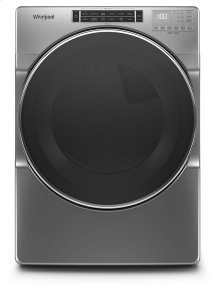 7.4 cu. ft. Front Load Electric Dryer with Steam Cycles
