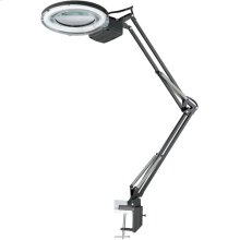 3 & 5 Diopter Magnifier Lamp, Black, Circuline 22w/t5