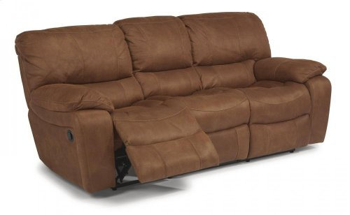 Grandview Fabric Reclining Sofa