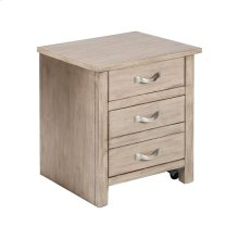 Comer Grey Twilight Transitional File Cabinet