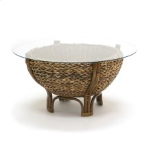 Maui Woven Coffee Table