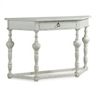 Nottington Cottage Canted Console Table Product Image