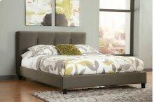 Masterton - Gray 2 Piece Bed Set (King)