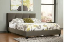 Masterton - Gray 2 Piece Bed Set (King)
