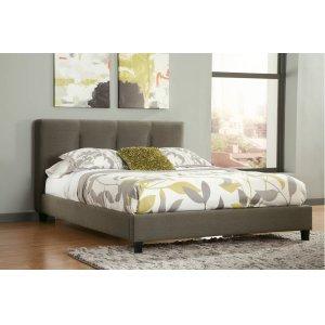 Ashley Furniture Masterton - Gray 2 Piece Bed Set (King)