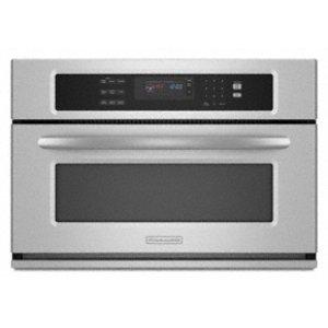 "KitchenAidBuilt-In Convection Microwave 27"" Width 900 Watts Architect® Series II"