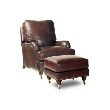 Bradley Tilt Back Chair and Ottoman