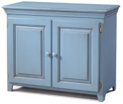 Pine 2 Door Console Cabinet Product Image