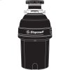 GE ®1 Hp Continuous Feed Garbage Disposer Non-Corded